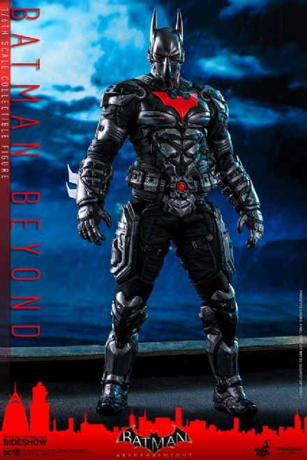 *Pre Order* Hot Toys 1:6 DC Batman: Arkham Knight Batman Beyond